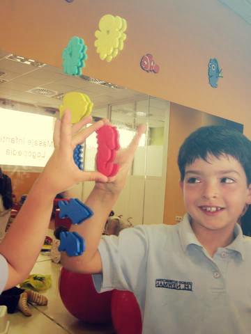 centro de terapia psicomotricidad infantil