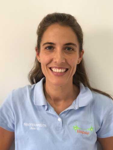 Ana Guadán Saiz -Fisioterapeuta