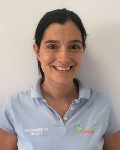 Mónica Tirado de Mena - Directora del centro