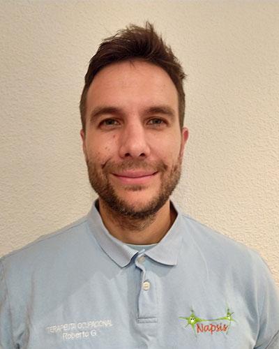 Roberto García Raéz - Terapeuta